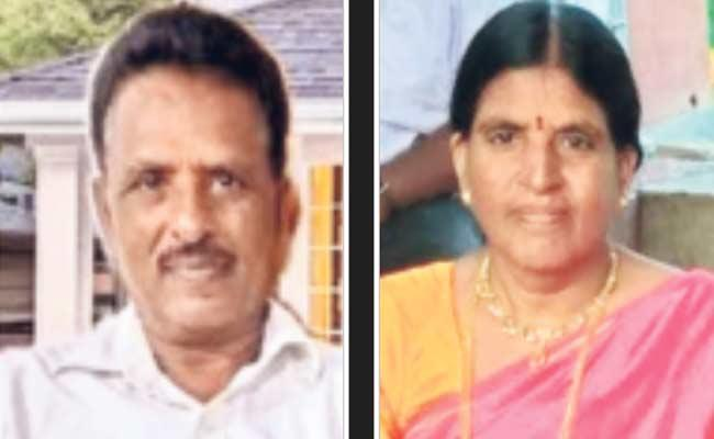 Younger Brother Who Assassination The Elder Brother And Sister  - Sakshi