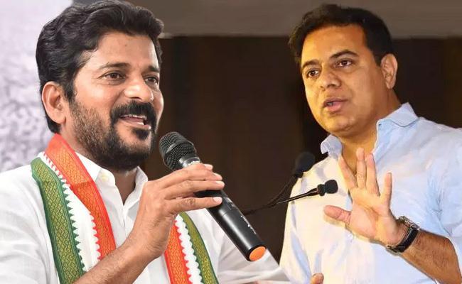 MP Revanth Reddy Open Letter To Minister KTR - Sakshi