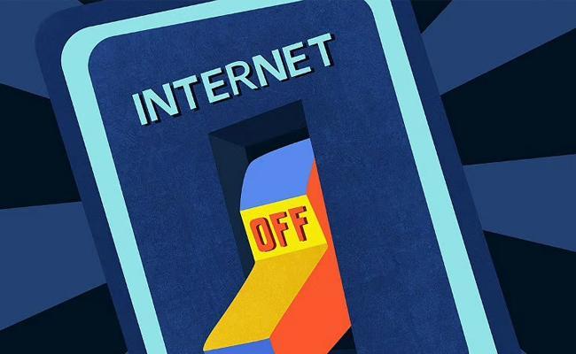 Most Internet Shutdowns In India - Sakshi