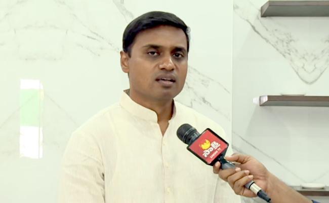YSRCP Leader Midhun Reddy Attends Lok Sabha BAC Meeting - Sakshi