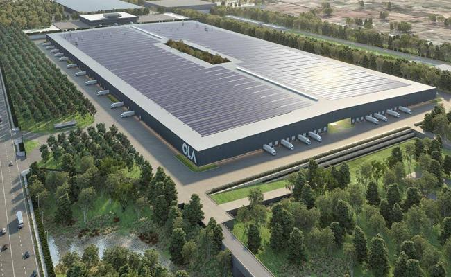 Ola Plans to Invest 2 Billion Dollars in TN Two Wheeler Factory - Sakshi