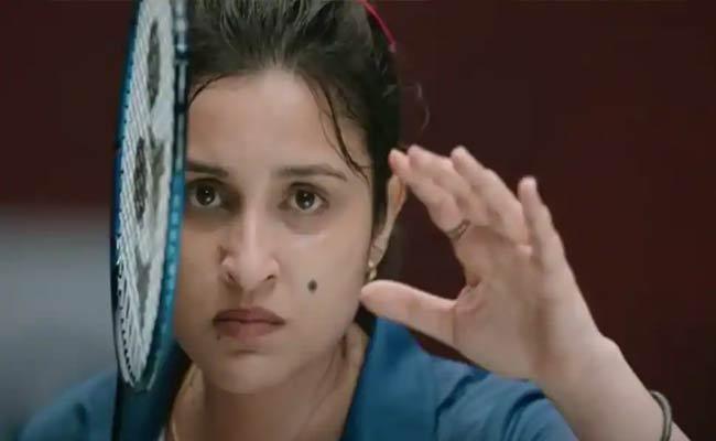 Heroine Parineeti Chopra Movie Saina Trailer Released - Sakshi