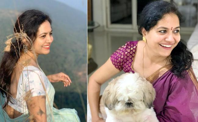 Singer Sunitha Womens Day Message On Instagram - Sakshi