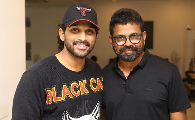 Allu Arjun Wants Telugu Heroine: Sukumar - Sakshi