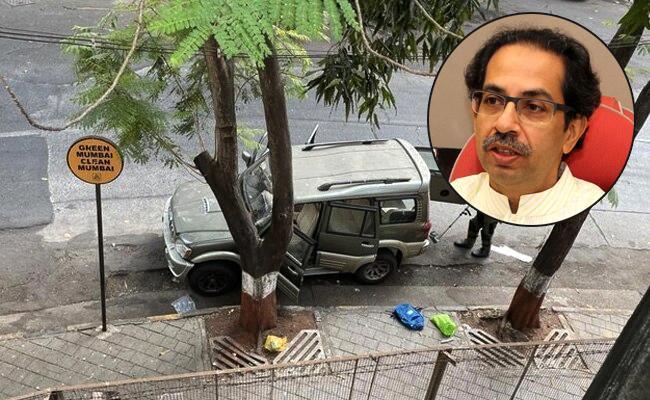 Maharashtra CM Uddhav Thackeray Suspects Over Ambani Bomb Scare - Sakshi