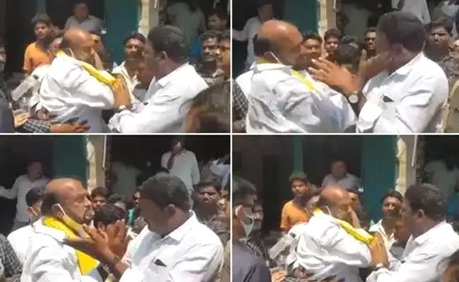 Municipal Elections 2021; JC Prabhakar Reddy Gets Emotional - Sakshi