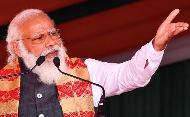 West Bengal Assembly Elections: BJP Will Win 200 Seats In  Says PM Modi - Sakshi