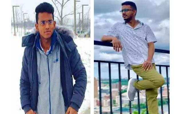 Telangana Student Committed To Suicide In Canada - Sakshi