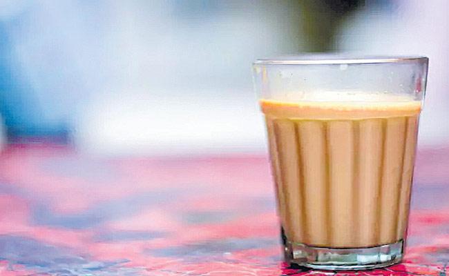 Person Lost Life By Drinking Tea In Jangoan - Sakshi