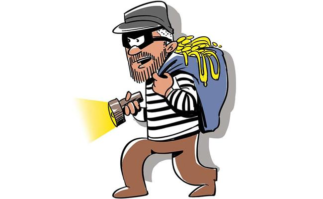 4 lakh property theft in Nellore District - Sakshi