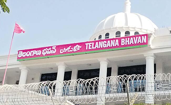 Corona Virus Effect On TRS Plenary Meeting In Telangana - Sakshi
