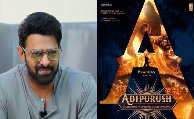 Adipurush Movie Director Taking Coronavirus Guidelines In Shooting Set - Sakshi