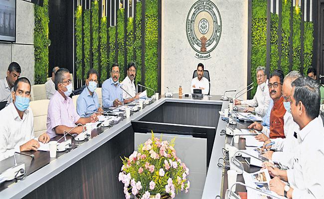 CM Jagan says that CBSE office exclusively in AP - Sakshi