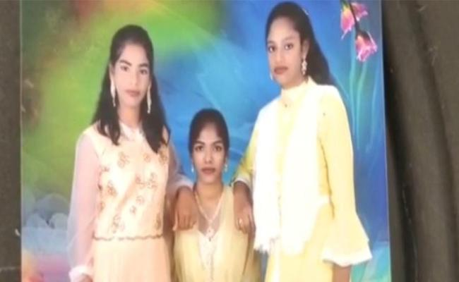 Hyderabad:Three Girls Missing From Vanasthalipuram - Sakshi
