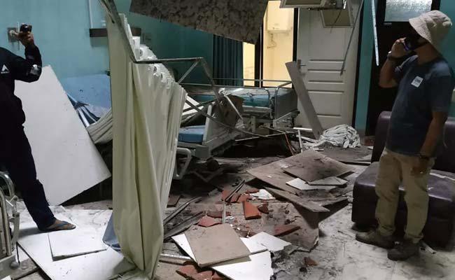 Earthquake In Indonesia Coast Area Near Java Island - Sakshi