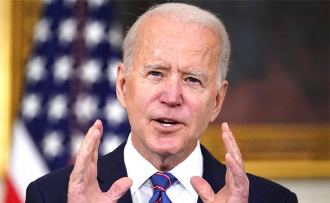 Joe Biden announces first steps to curb epidemic of US gun violence - Sakshi