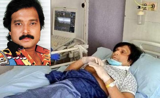 Senior Actor Karthik Emergency Treatment In Chennai - Sakshi
