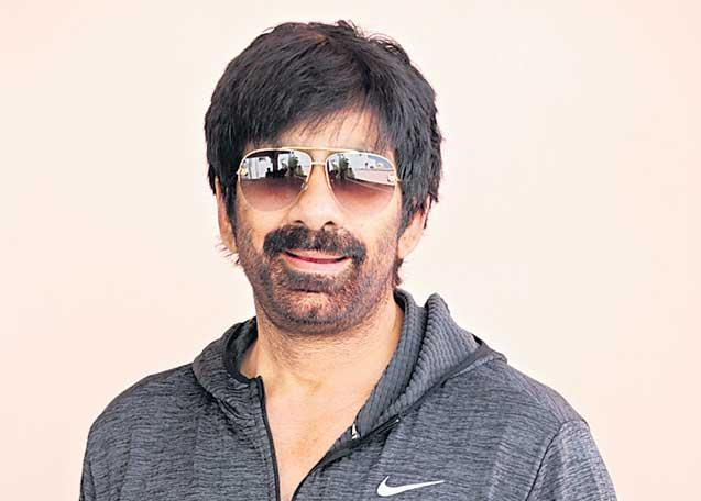Ravi Teja to launch another new director - Sakshi