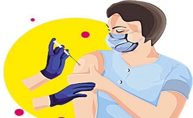 AP Govt Vaccine Distribution for above 32 lakh people - Sakshi