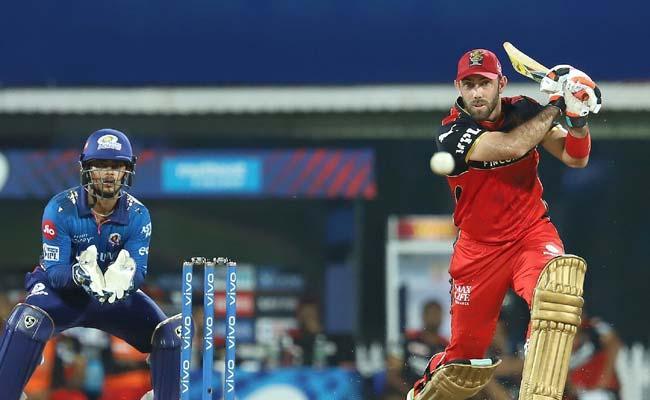 IPL 2021 RCB Troll Punjab Kings Over Glenn Maxwell Innings - Sakshi
