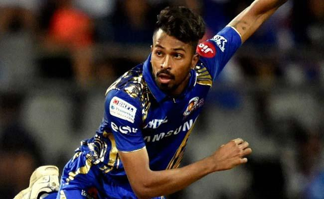 IPL 2021 MI Vs RCB Chris Lynn Says Why Hardik Pandya Did Not Bowl - Sakshi