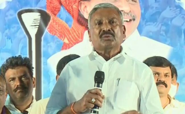 Minister Peddireddy Ramachandra Reddy Lauds CM YS Jagan Mohan Reddy - Sakshi