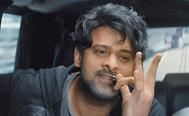 Prabhas Fans Fires On UV Creations - Sakshi