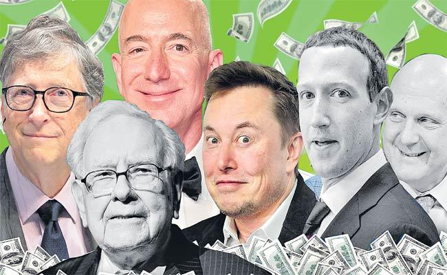 Could Jeff Bezos Really Become WorldsFirst Trillionaire By 2026? - Sakshi