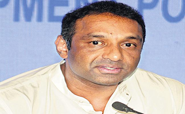 Mekapati Goutham Reddy Says That His Twitter Account Hacked - Sakshi