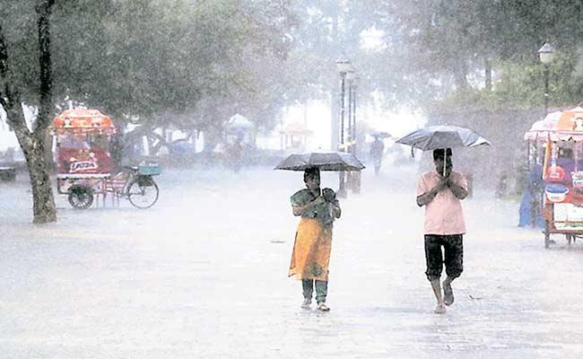 Rain Forecast To North Coast In AP - Sakshi