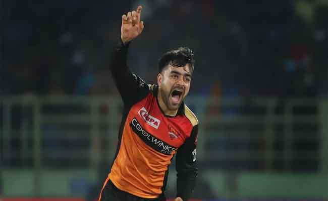 IPL 2021: Rashid Khan Says Dont Set Big Goals Thats Why We Are Consistent - Sakshi