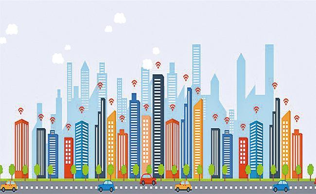 Unexpected response to the Smart Towns project - Sakshi