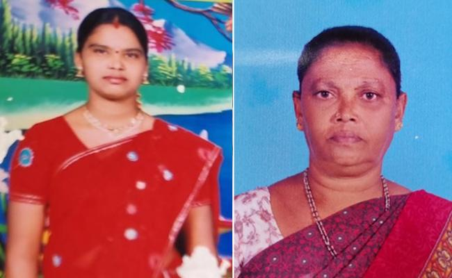 Man Assassinates His Wife And Aunty In Sangareddy - Sakshi