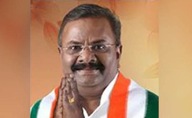 Congress MLA Candidate Madhava Rao Passed Away With Corona In Tamilnadu - Sakshi