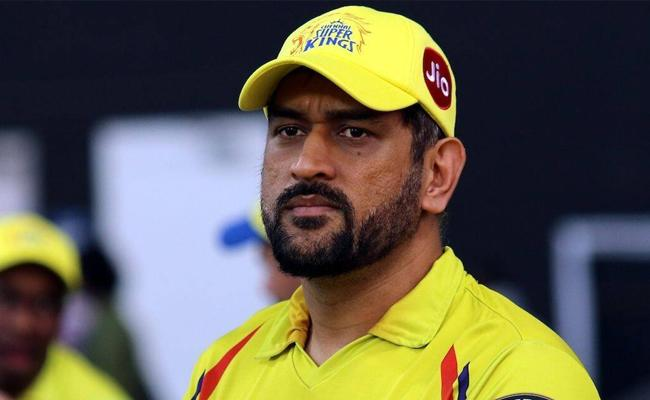 IPL 2021:Why We Wanted To Big Score After CSK Lostt To Delhi,MS Dhoni - Sakshi