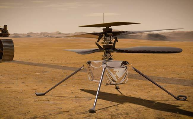NASA Ingenuity Helicopter Special Story - Sakshi