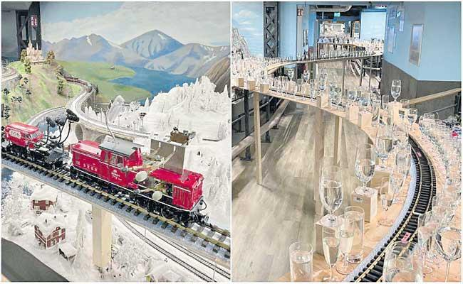 Longest Melody Played By A Model Train - Guinness World Records - Sakshi