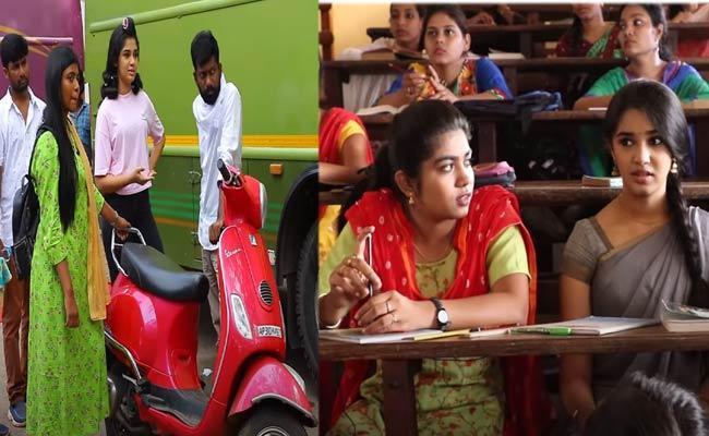 Uppena Movie Making Videos Out - Sakshi