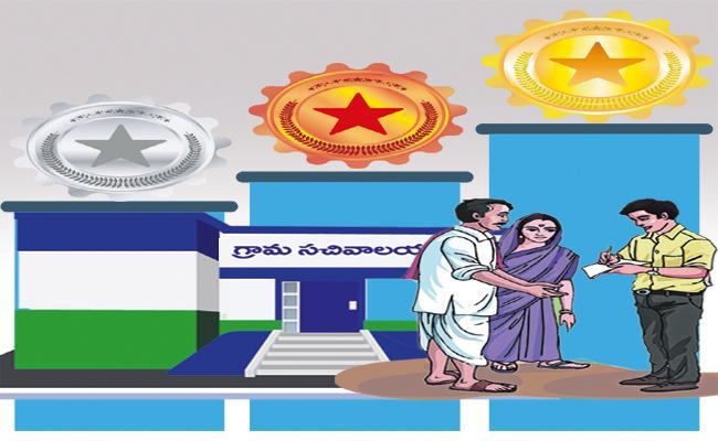 CM Jagan to start Tribute to the volunteers in Penamaluru constituency - Sakshi