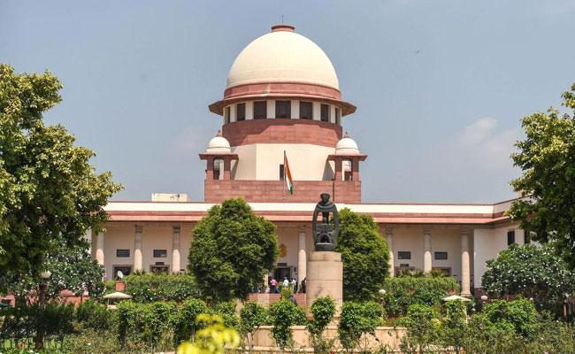 50 Percent Supreme Court Staff Test Positive Judges To Work From Home - Sakshi