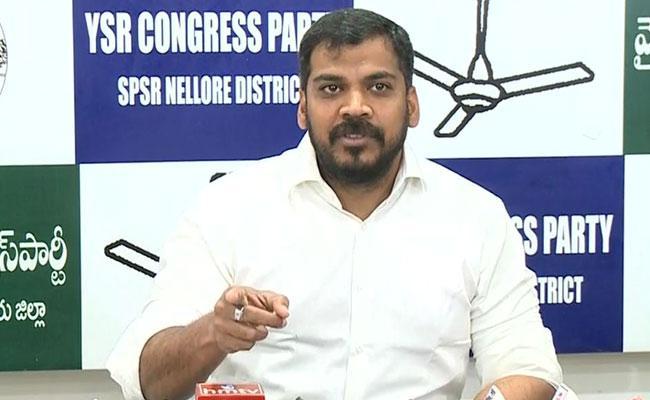 Minister Anil Kumar Yadav Comments On Chandrababu And Pawan Kalyan - Sakshi