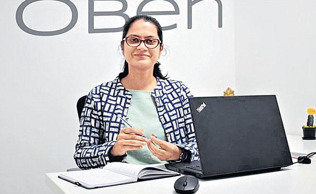 Madhumita OBEN EV Scooter Launch Soon In India - Sakshi