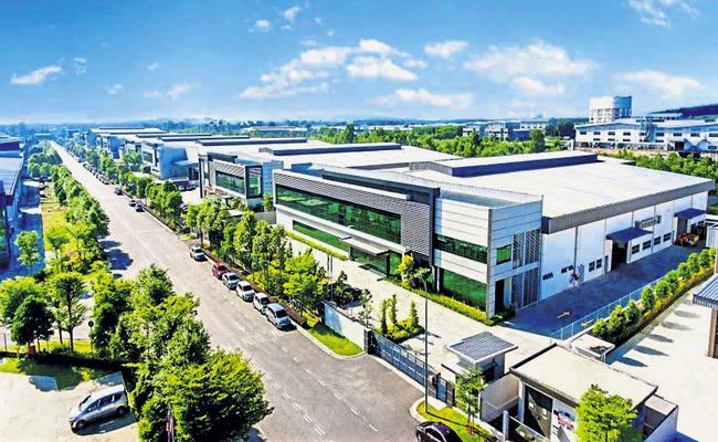 Krishnapatnam Industrial Smart City Master Plan prepared as part of Chennai-Bangalore Industrial Corridor - Sakshi