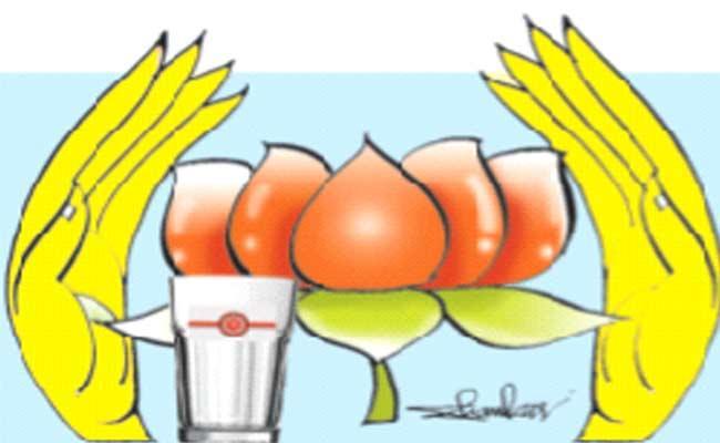 Secret Agreement Between TDP And Janasena - Sakshi