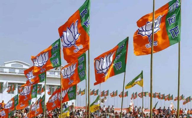 Nagarjuna Sagar Bypoll 2021 BJP Campaign For Ravi Naik - Sakshi
