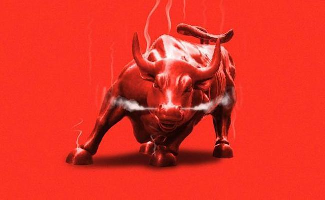 Sensex crashes 1200 points, Nifty below 14500 - Sakshi