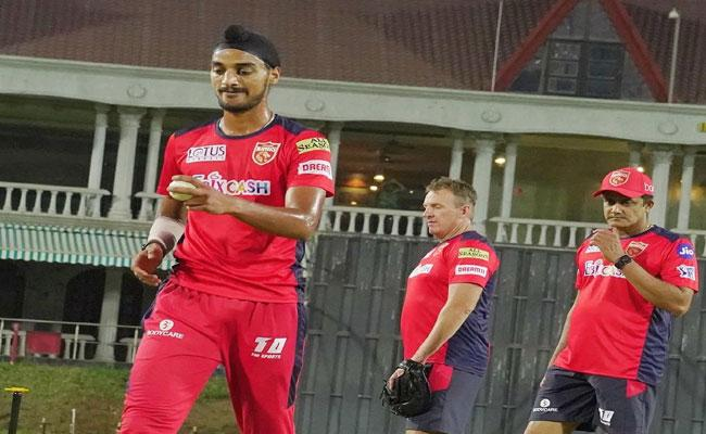IPL 2021: Heart Was Beating Fast Before The Last Over, Arshdeep Singh - Sakshi
