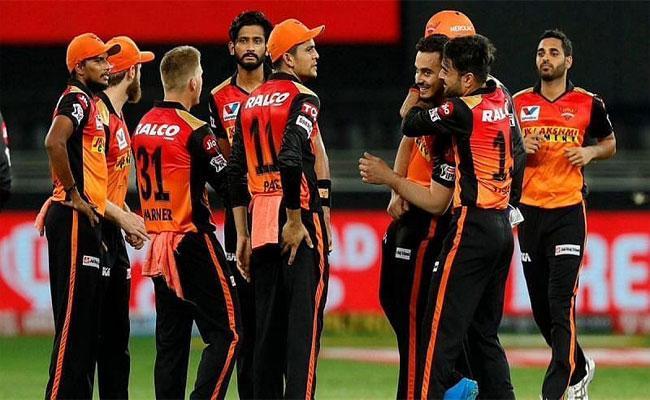 IPL 2021: Sunrisers Hyderabad Players Conveying UGADI Wishes Video Gone Viral - Sakshi