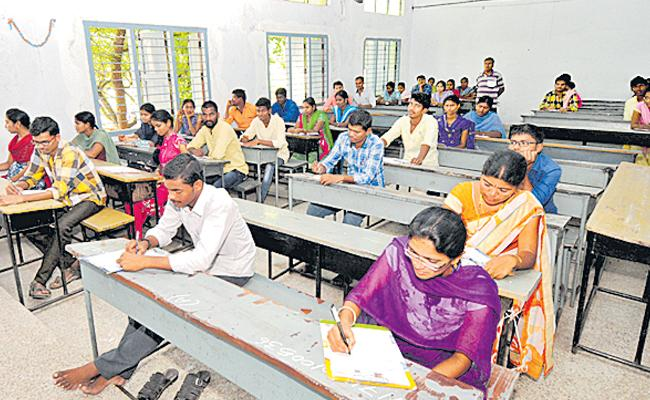 Key Changes In B Ed Examination Telangana Government Orders - Sakshi