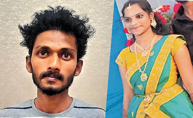 Btech student killed by her  close relative over jealousy - Sakshi